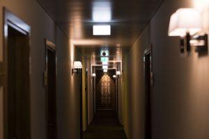 Hotel Lis Batalha - Местре Отель Afonso Домингес - коридор