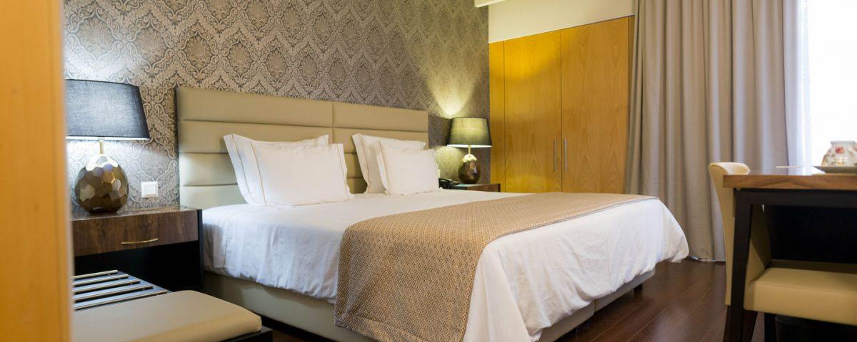 Hotel Lis Batalha - Hotel Mestre Afonso Domingues - Quarto duplo twin standard