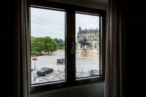 Hotel Lis Batalha – Hotel Mestre Afonso Domingues – Quarto Duplo Vista Mosteiro
