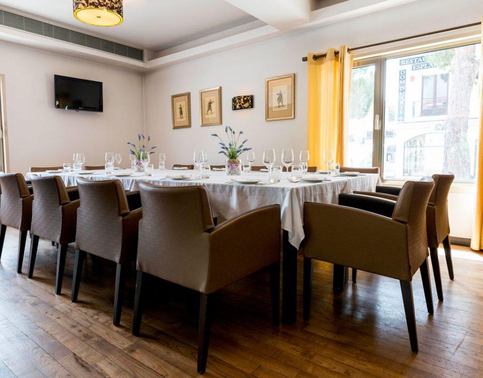 Restaurante Vintage - Sala Vip